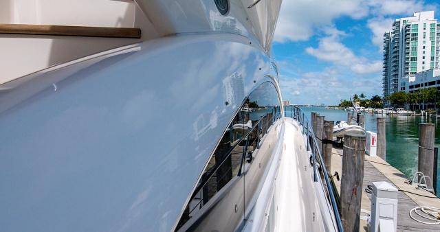 75 Sunseeker Manhattan Flybridge