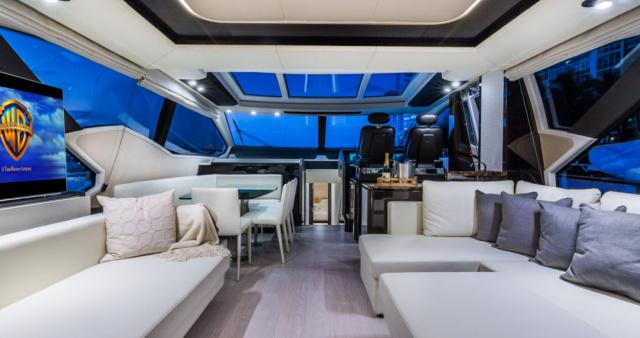 78 Azimut S Flybridge